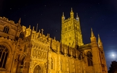 Highly commended: Gloucester Cathedral by Matthew Ayala