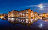 Highly commended: Gloucester Docks by Oliver Herbold