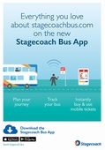 Stagecaoch Bus App Poster