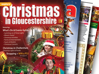2013 Christmas Guide to Gloucestershire