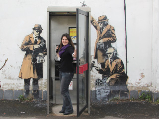 Saving the Cheltenham Banksy Campaign