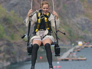 Offer of the Week 10% Off The Wire Zip Wire at the NDAC near Chepstow