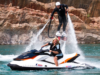 Flyboarding in Gloucestershire!