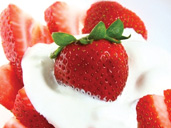 Offer of the week: FREE cream with PYO Strawberries!