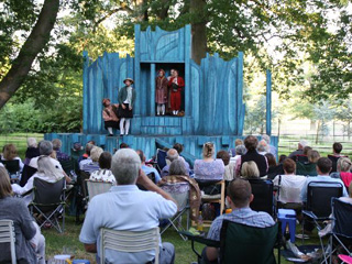 Outdoor theatre in Gloucestershire