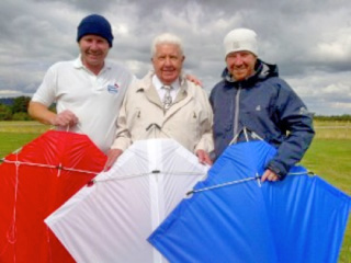 Local legend of the Kiting World opens new shop at Beechwood