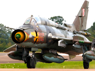 First arrivals touch down for Air Tattoo