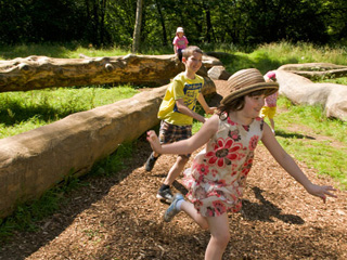 Kids go free at Westonbirt