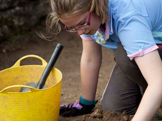 Events at National Trust Chedworth Roman Villa