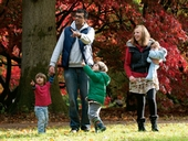 This autumn learn, see and play amongst a riot of colour at Westonbirt