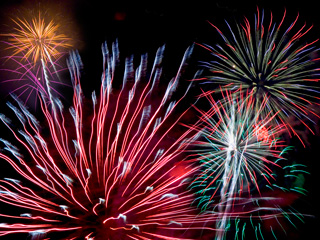 e Nights & Fireworks Displays in Gloucestershire 2014