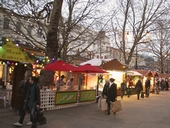 Popular Christmas Market returns to Promenade
