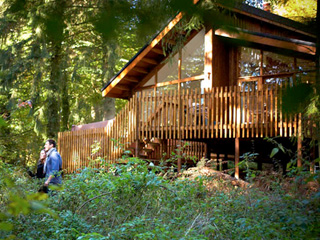 Accommodation review and 10% off Forest Holidays in the Forest of Dean
