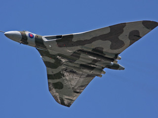 The Vulcan is back: Air Tattoo to welcome aviation icon