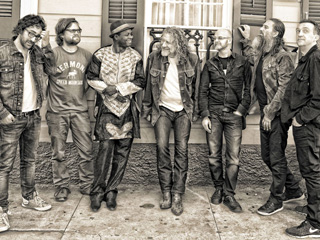 Robert Plant and The Sensational Space Shifters at Westonbirt