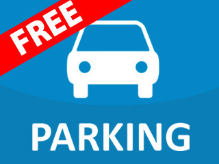 Free parking in Cheltenham