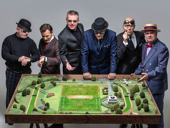 Grandslam Madness: Madness to play at Kingsholm Stadium, Gloucester on 30 May 2015
