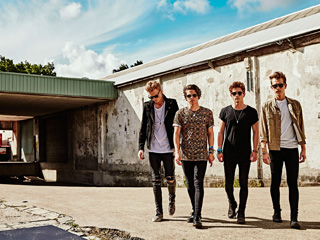 The Vamps announce Forest Live summer dates