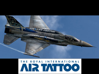 'ZEUS' set for Royal International Air Tattoo debut