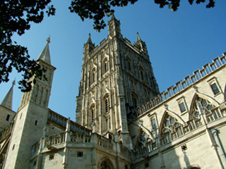 Easter at Gloucester Cathedral