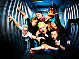 McBusted at Westonbirt