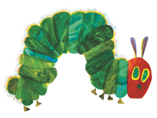 The Very Hungry Caterpillar is coming to the Forest of Dean