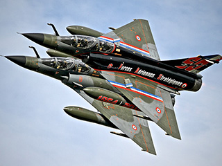 Air Tattoo Welcomes Delta Force
