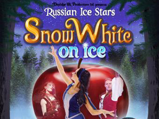 Snow White on Ice at the Everyman Theatre