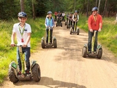 ACTIVITY REVIEW Forest Segways at Go Ape in the Forest of Dean