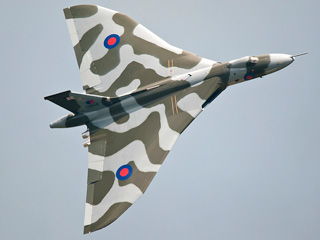 Air Tattoo prepares for Vulcan's last hurrah!