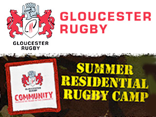 Gloucester Rugby Residential Summer Camps - BOOK NOW!