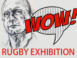 WOW Rugby Exhibition to open at Gloucester City Museum