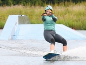 REVIEW: Cable Ski Wakeboarding at Cotswold Water Park