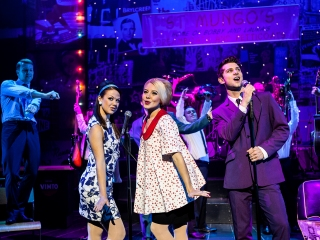 REVIEW: Dreamboats and Miniskirts at the Everyman Theatre