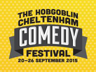 News from the 2015 Hobgoblin Cheltenham Comedy Festival