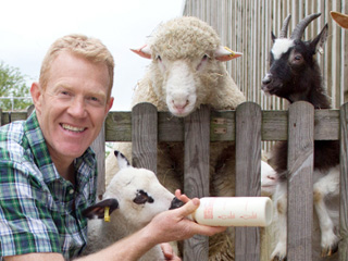 6 weeks of Summer fun at Cotswold Farm Park