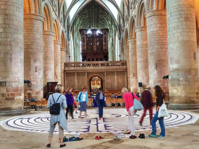 Bumper Bank Holiday Weekend at Gloucester Cathedral