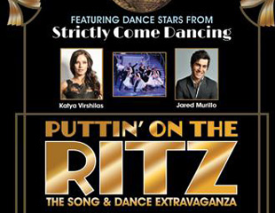 REVIEW: Puttin' on the Ritz at The Everyman Theatre