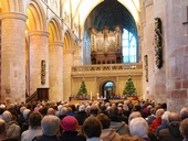 Carols On The Hour & Christmas Market at Gloucester Cathedral