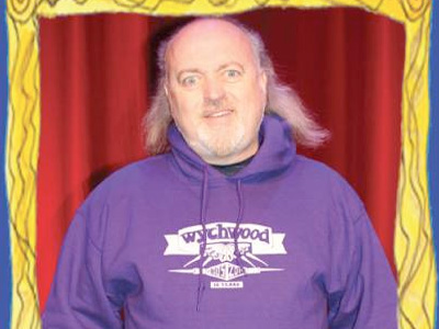 Bill Bailey returns to Wychwood in 2016