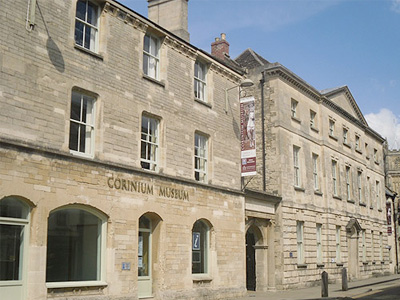 Corinium Museum wins Heritage Lottery Fund support