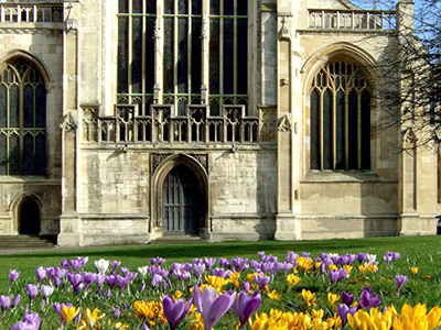 An Invitation for Mothering Sunday at Gloucester Cathedral