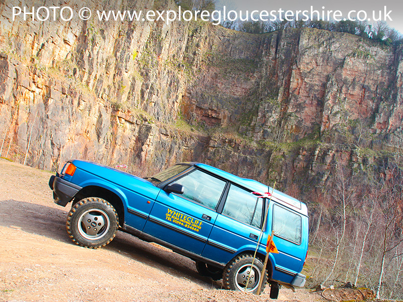 Review: Whitecliff 4x4 off-road driving experience
