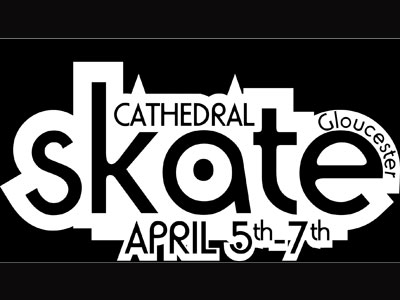 Skate Park at Gloucester Cathedral