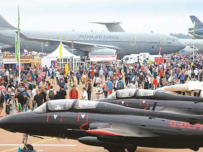 Air Tattoo tickets fly out the door!