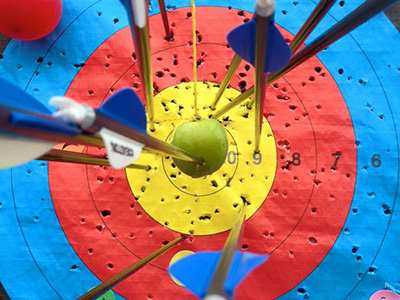 Special Offer 2 for 1 at Combat Splat Archery/Air Rifle