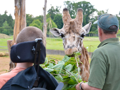 Cotswold Wildlife Park opens its doors for a night to remember