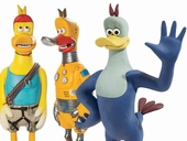NEW Celebrity Dusty Duck Trail lands at WWT Slimbridge this summer