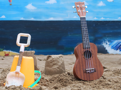 Ukulele Day at Taurus Crafts
