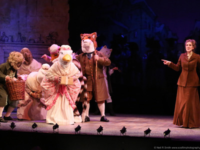 Beatrix Potter and the Tailor of Gloucester at The Everyman Theatre